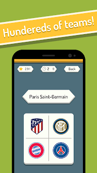Which Team - Football Quiz 2019 Free APK screenshot 1