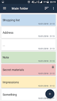 Notepad Notes APK screenshot 1