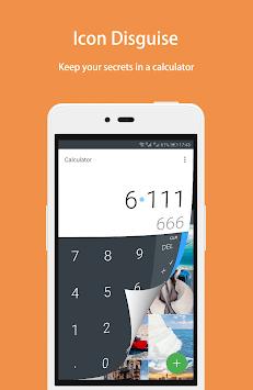 Calculator Vault - Photo Vault hide photos &videos APK screenshot 1