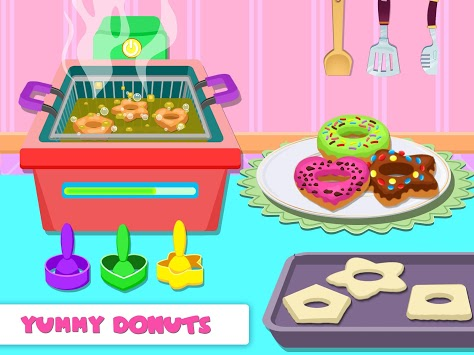 Snack Cooking Bakery APK screenshot 1