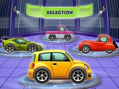 Kids Car Wash Salon Service Workshop APK screenshot 1