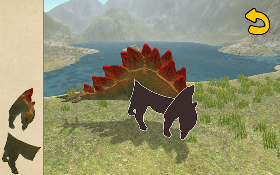 Dinosaur Puzzle 3D for Kids APK screenshot 1