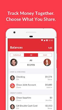 Honeydue: Budget, Bills & Money for Couples APK screenshot 1