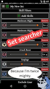 MHW Builder Lite APK screenshot 1