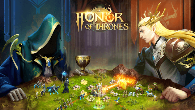 Honor of Thrones APK screenshot 1