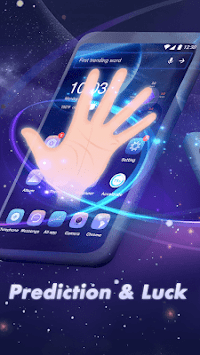 Horoscope Launcher - Zodiac Sign,Tarot & Astrology APK screenshot 1