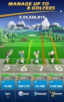 Idle Golf 🏌️ APK screenshot 1