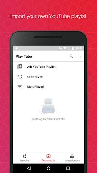 Play Tube APK screenshot 1