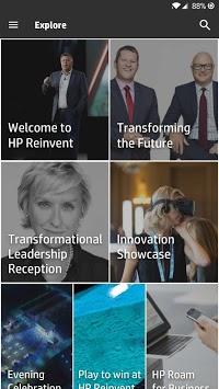 HP Reinvent 2019 APK screenshot 1