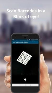 Barcode Scanner - Barcode Reader APK screenshot 1