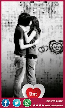 Hug Day Love Stickers APK screenshot 1