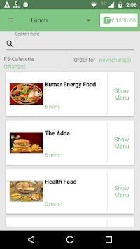 Sattva Cafe APK screenshot 1