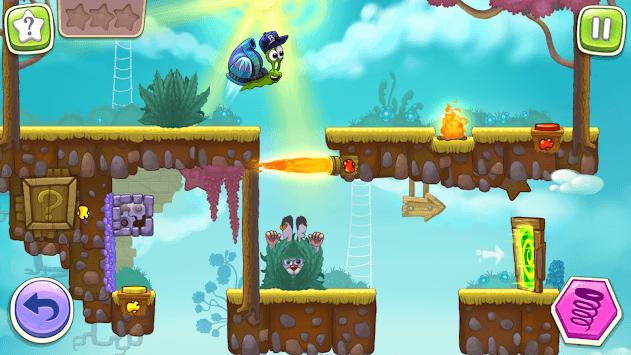 Snail Bob 3 🐌 APK screenshot 1