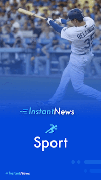 Instant News - The Daily Magazine APK screenshot 1