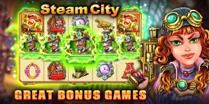 Stars™ Slots Casino - Play With Friends APK screenshot 1