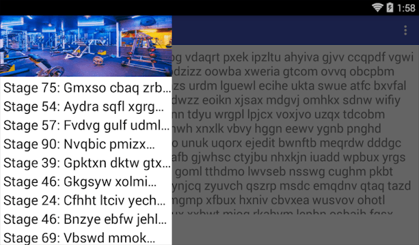 Game GChxoatahr HMhxbfl Story APK screenshot 1