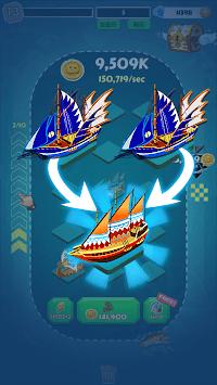 Merge Pirate! APK screenshot 1