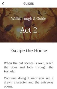 Walkthrough & Guide for Neighbor Game APK screenshot 1