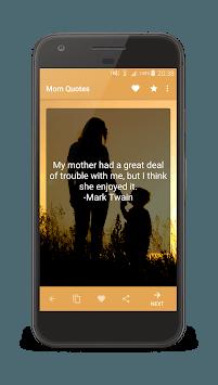 Mom Quotes APK screenshot 1