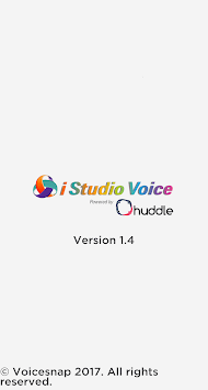 iStudio Voice APK screenshot 1