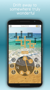 Relax with Words APK screenshot 1