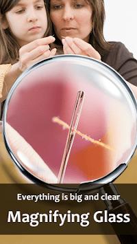 Magnifying Glass - Zoom Camera, Flashlight APK screenshot 1