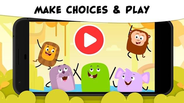 Animal Zoo Game for Kids APK screenshot 1