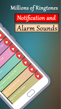 Iphone Ringtones Collection for Android Set Free APK screenshot 1