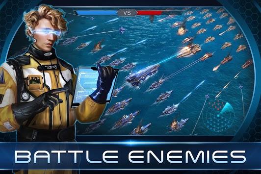 Sea Fortress - Epic War of Fleets APK screenshot 1
