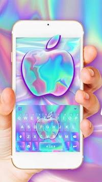 OS X Laser Keyboard APK screenshot 1