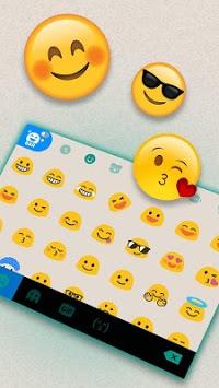 Chat Messenger Keyboard APK screenshot 1