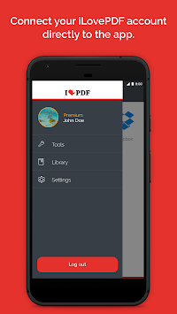 iLovePDF APK screenshot 1