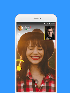 Guide for Video Calls Chat Voice Tips 2019 APK screenshot 1