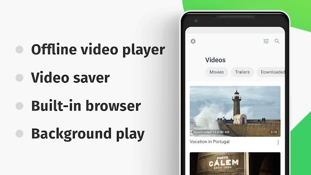 Televzr Player APK screenshot 1