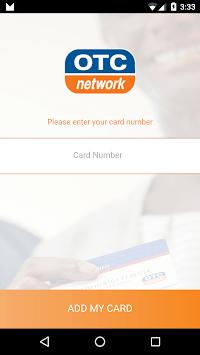OTC Network APK screenshot 1