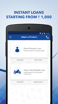 Instant Personal Loan App – Indiabulls Dhani APK screenshot 1