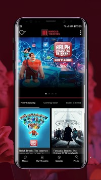 Marcus Theatres - Tickets and More APK screenshot 1