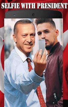 Selfie With Recep Tayyip Erdoğan Tayyip Wallpaper For Pc