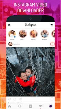 Insta saver-Downloader for instagram,story saver APK screenshot 1