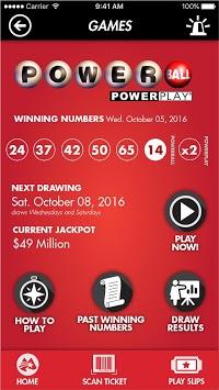 Montana Lottery Official App APK screenshot 1