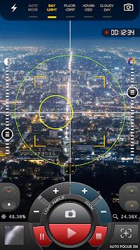 Night Vision Camera (Photo and Video) APK screenshot 1