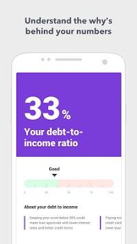 Turbo: Income, credit score & debt to income APK screenshot 1