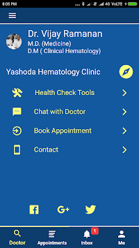 AppMent Patient App APK screenshot 1