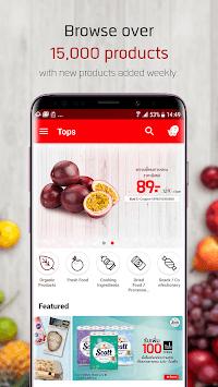 Tops Supermarket APK screenshot 1