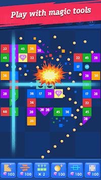 Bricks Ball Crusher APK screenshot 1