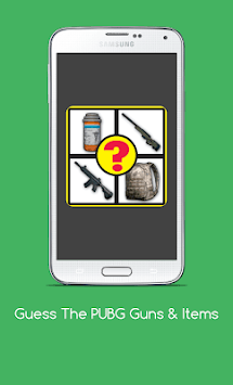 Guess The PUBG Guns & Items APK screenshot 1