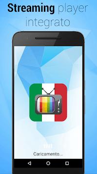 ITALIA Tv Free APK screenshot 1