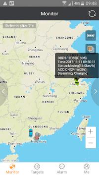 Protrack GPS APK screenshot 1