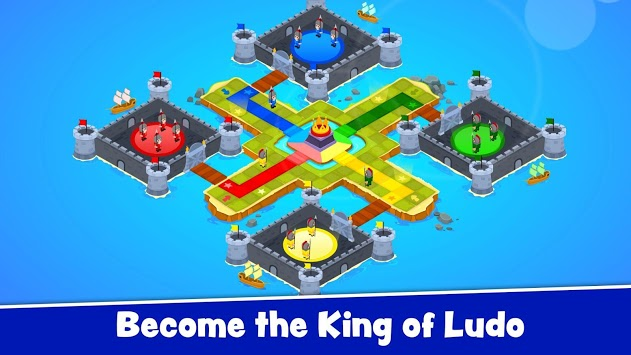 🎲 Ludo Mania Saga - Dice Board Games for Free 🎲 APK screenshot 1