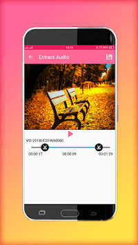 Audio Video Mixer, Video to mp3 and Video Cutter APK screenshot 1